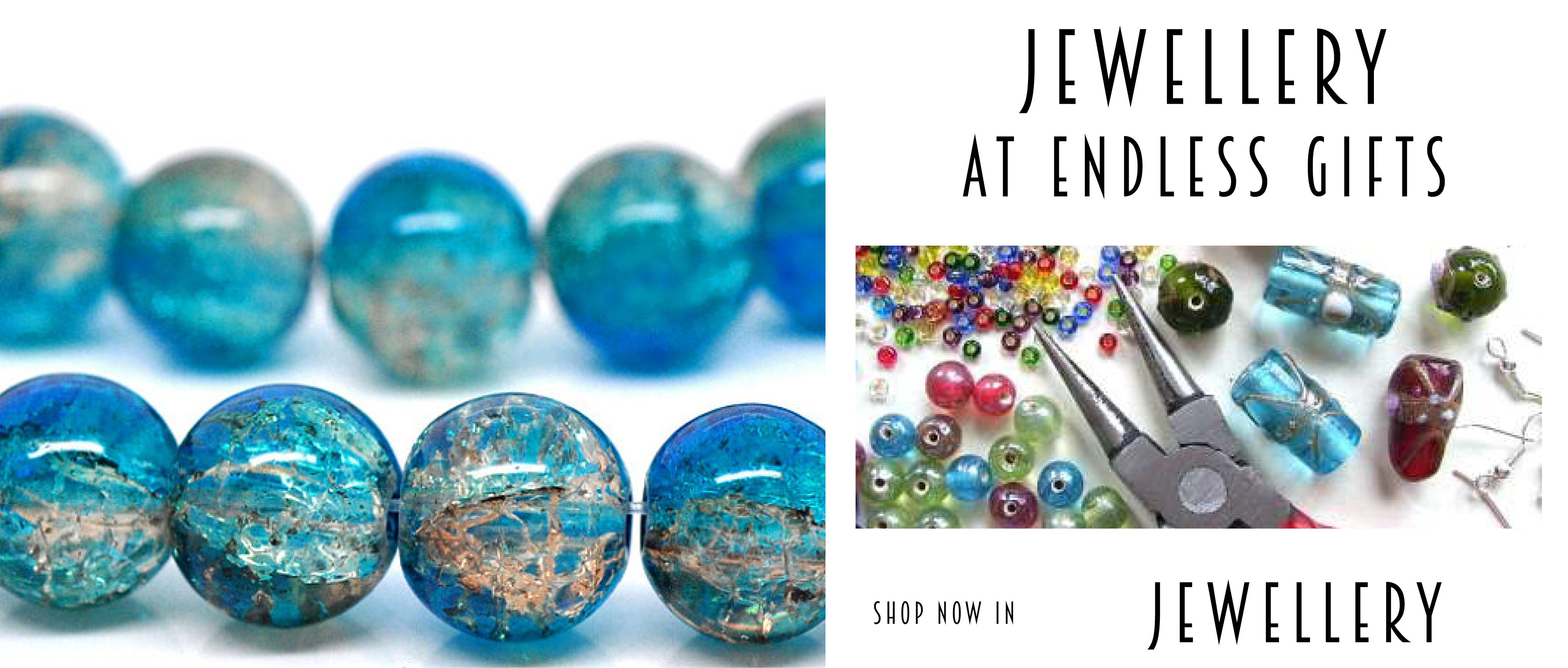 Endless Gifts Jewllery Upper Bannner