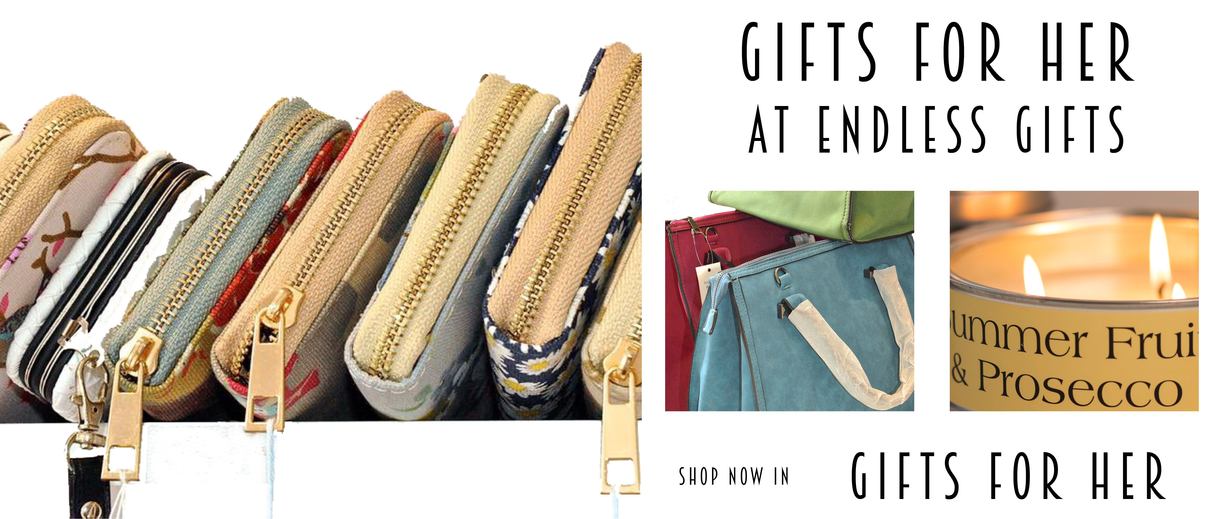 Endless Gifts Household Upper Bannner