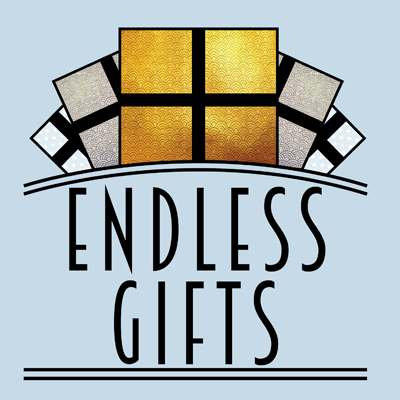 Endless Gifts Logo Gold